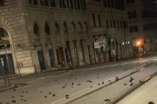"""Uccelli morti a Roma, gli esperti pirotecnici: """"Non è colpa dei fuochi d'artificio"""""""
