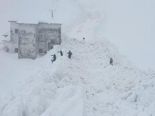 Valanga sul Terminillo, la slavina arriva vicino la seggiovia: evacuato un hotel