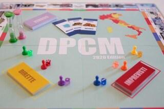 La pandemia diventa un gioco da tavolo: imprevisti, bonus e dirette di Conte