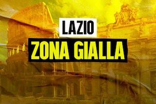 Il Lazio in zona gialla anche la prossima settimana, ma l'indice Rt aumenta ancora: ora è a 0.9