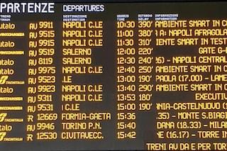 Guasto sulla linea alta velocità, a Roma Termini treni in ritardo di oltre sei ore
