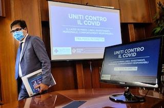 """Coronavirus, variante inglese arriva nel Lazio. D'Amato: """"Mantenere alta l'attenzione"""""""