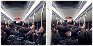 Roma, caos Metro A ferma a causa di un atto vandalico: assembramenti su treni e banchine