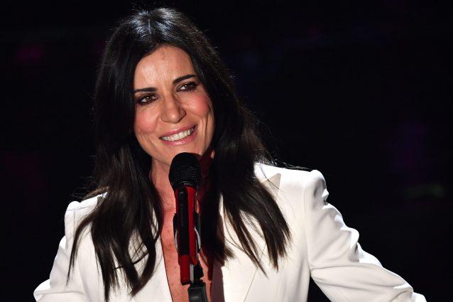 Paola Turci a Sanremo 2019