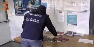 Documenti falsi per entrare in Europa in cambio di 2500 euro: arrestate dieci persone a Frosinone