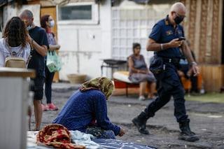 """Entro il 2 marzo lo sgombero dell'area F del campo rom di Castel Romano: """"77 persone molti minori"""""""