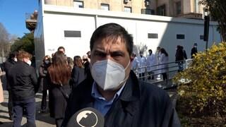 """Nel Lazio 60enni vengono vaccinati quasi solo con AstraZeneca. D'Amato: """"Diamo vaccini che abbiamo"""""""