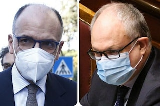 """Letta: """"Gualtieri tra i candidati del Pd, presto primarie a Roma"""""""