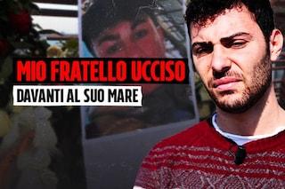 """Omicidio Formia, il fratello di Romeo Bondanese: """"È morto guardando il suo mare"""""""