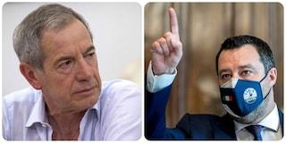 """Bertolaso: """"Non mi candido a sindaco di Roma. Salvini: """"Cercherò di ragionare con lui"""""""