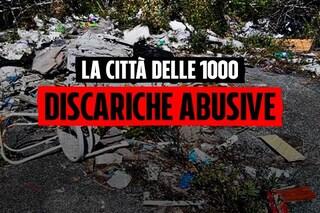 """Legambiente mappa 1000 discariche abusive a Roma, ecco dove sono: """"Periferie devastate"""""""