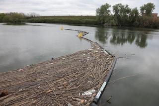 """Barriere per bloccare i rifiuti nei fiumi Tevere e Aniene: """"Aree da valorizzare, non fogne"""""""