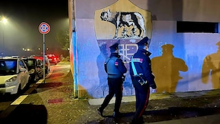 Blitz antidroga a San Basilio, 16 pusher arrestati: gestivano la piazza di spaccio della 'Lupa'