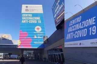 Covid Lazio, quasi pronto il centro vaccinale al centro commerciale Porta di Roma