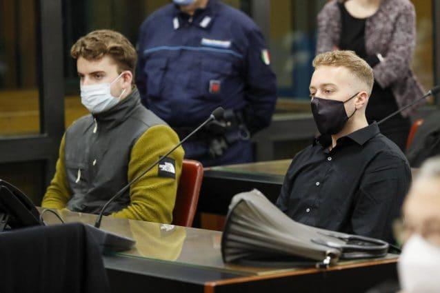 """Omicidio Cerciello, la condanna di Elder e Hjorth: """"Nessun pentimento, volevano uccidere"""""""