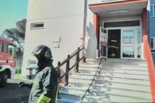 Incendio in un asilo a La Giustiniana: evacuati tutti i bambini