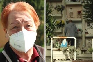 """Cimiteri di Roma nel caos, la denuncia di una madre: """"Non so dove sia la bara di mio figlio"""""""