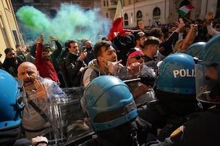 """La Questura vieta il sit-in di IoApro, i ristoratori: """"In 50mila assedieremo il Parlamento"""""""