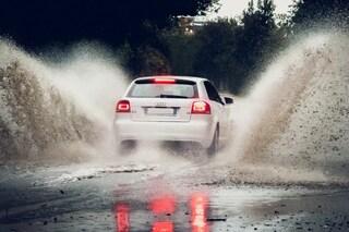 Maltempo Roma e Lazio 19 aprile: pioggia e temporali, disagi per i cittadini