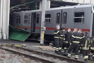 Operai incastrati sotto a un treno: amputati braccio e piede al 31enne