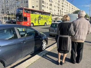 """""""Spaccio arte"""" a Tor Bella Monaca. Angeli: """"Le critiche? Sappiamo che bus musicali non bastano"""""""