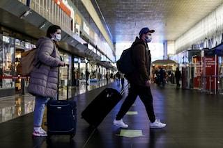 Da giovedì 15 aprile tamponi rapidi gratis alla Stazione Termini di Roma