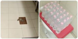 """Topi morti e sporcizia nella mensa dei pompieri: """"Vassoi sopra i wc per non far uscire i ratti"""""""