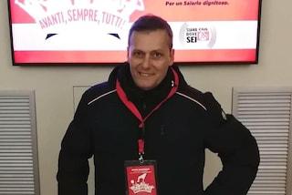 """Morto di covid Vincenzo, commesso Carrefour e sindacalista: """"Sempre in lotta per i diritti di tutti"""""""