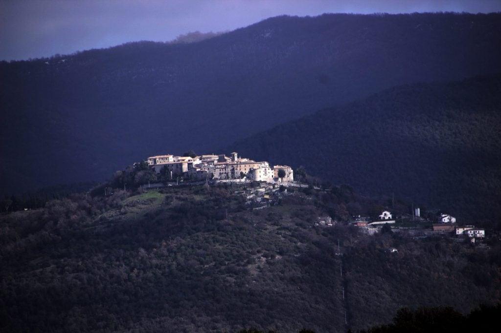 Borgo di Montasola (Rieti)