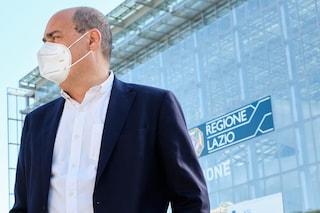 Lazio, Nicola Zingaretti si vaccinerà con AstraZeneca anche se ha 55 anni