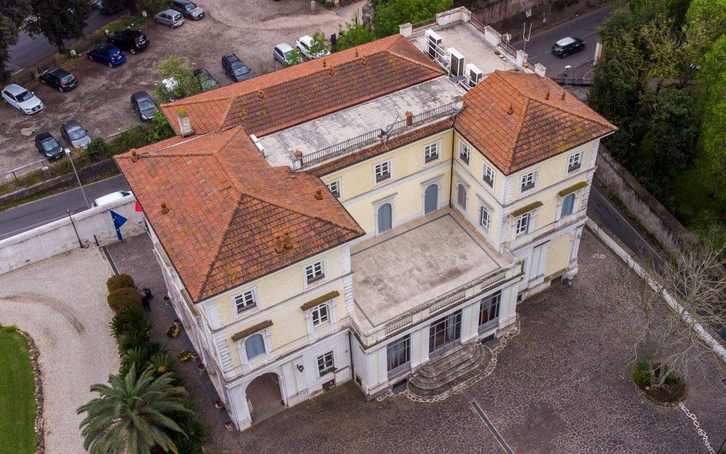 Villa il Vascello (Roma)