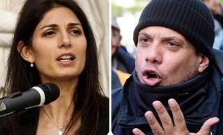 """Castellino annuncia nuova manifestazione, Raggi risponde: """"Non la farete, Roma è antifascista"""""""