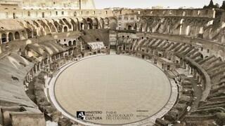 Colosseo, l'arena sarà ricostruita entro il 2023: ecco come apparirà
