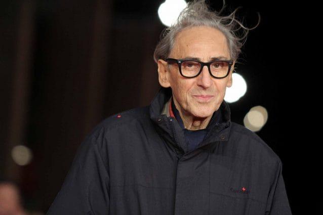 Franco Battiato all'Auditorium Parco della Musica a Roma (La Presse)