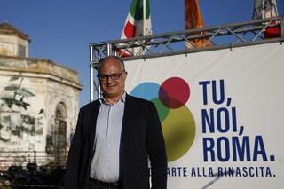"""Elezioni comunali Roma 2021, Gualtieri: """"Se vinco, nessun esponente M5S diventerà assessore"""""""