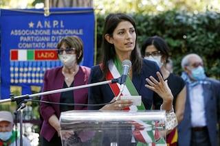"""Raggi: """"No manifestazioni fasciste a Roma"""". CasaPound: """"Sit-in autorizzato"""""""