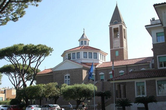 La scuola di via Troiani (da Google Maps)