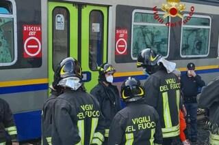 Investimento alla Stazione Tiburtina: treno travolge e uccide un uomo, treni in ritardo