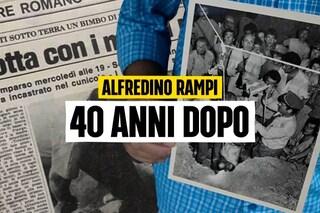"""Vermicino, 40 anni fa Alfredino cadeva nel pozzo. Tullio: """"Dopo ho dedicato la vita al soccorso"""""""
