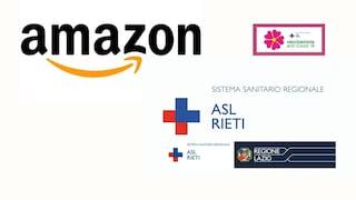 Rieti, apre nuovo hub nello stabilimento Amazon: 500 vaccini al giorno per cittadini e dipendenti