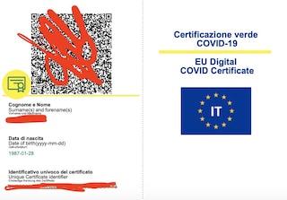 Come si scarica il Green pass e che differenza c'è con la certificazione vaccinale del Lazio