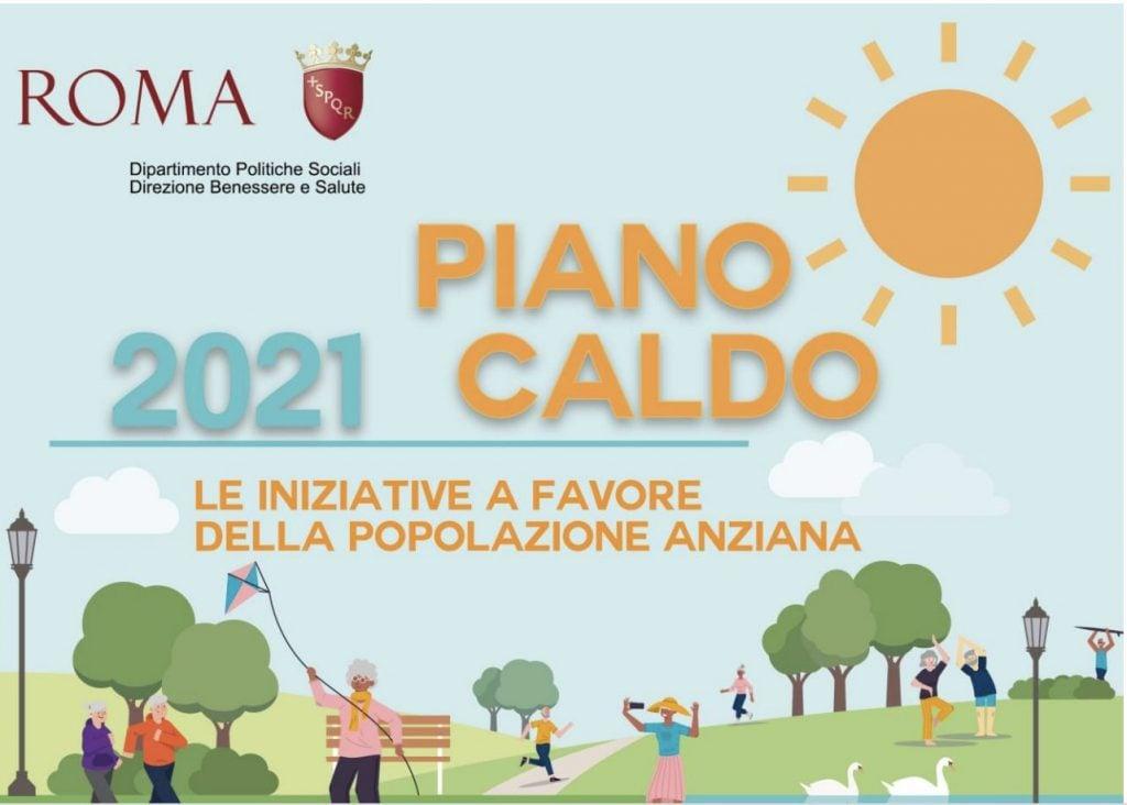 """Parte oggi il Piano Caldo del comune di Roma: """"Le azioni ..."""