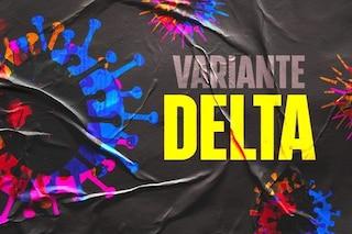Nel Lazio la variante Delta è all'81%. Nove positivi su dieci non sono vaccinati