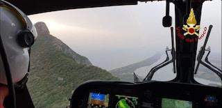 Si perdono sul sentiero del Circeo: i vigili del fuoco salvano cinque ragazzi (VIDEO)