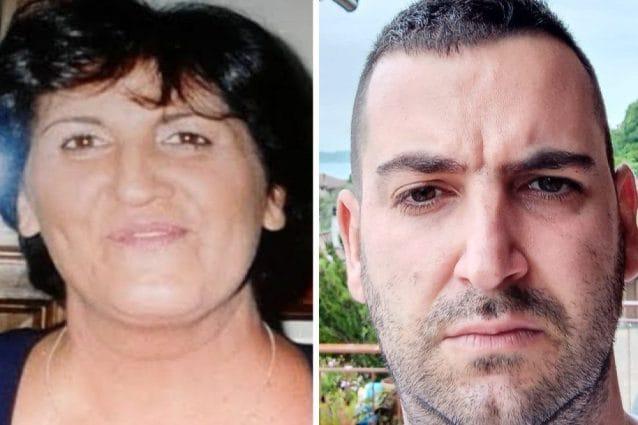Andrea Bocchini e sua madre Graziella Marzioli
