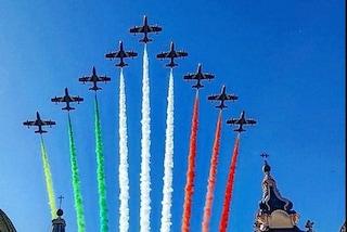 Festa della Repubblica 2 giugno, le Frecce Tricolori sorvoleranno Roma in mattinata