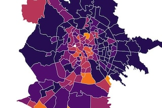 Coronavirus, dati e mappa dei contagi in tutti i quartieri di Roma: l'ultimo aggiornamento