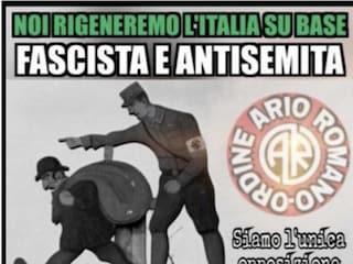 Istigavano a violenza contro ebrei e migranti, indagati suprematisti: volevano attaccare sede NATO