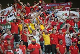 Variante Delta, a Roma tifosi dal Regno Unito per il match col Galles: per loro, niente quarantena