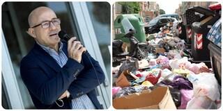 """Emergenza rifiuti Roma, Cingolani: """"Risolveremo tutto in modo definitivo il 15 luglio"""""""